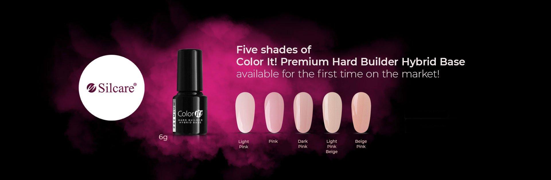 silcare five shades