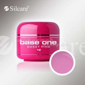 Base One Color Gel - 12 - Base One Color Sweet Pink