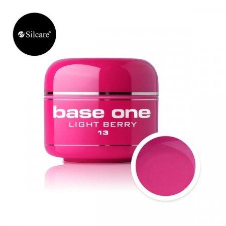 Base One Color Gel - 13 - Base One Color Light Berry