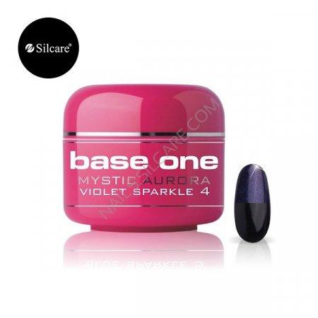 Base One Mystic Aurora - 04 - Base One Mystic Aurora Violet Sparkle