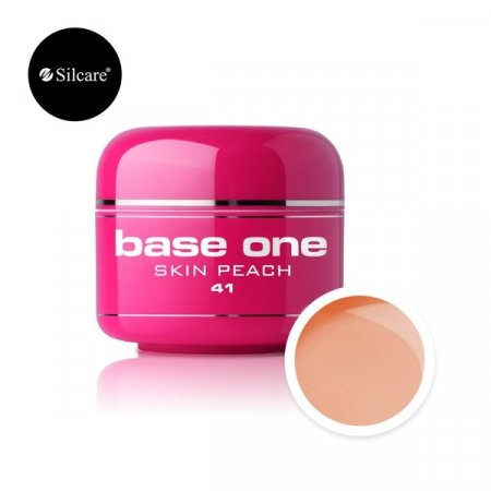 Base One Color Gel - 41 - Base One Color Skin Peach