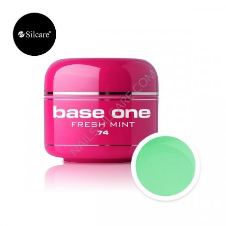 Base One Color Summer - 74 - Base One Color Fresh Mint