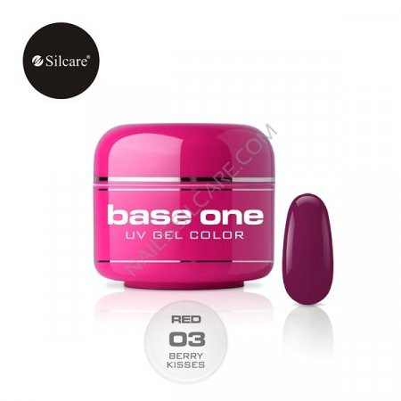 Base One Red Gels - 03 - Base One Red Berry Kisses