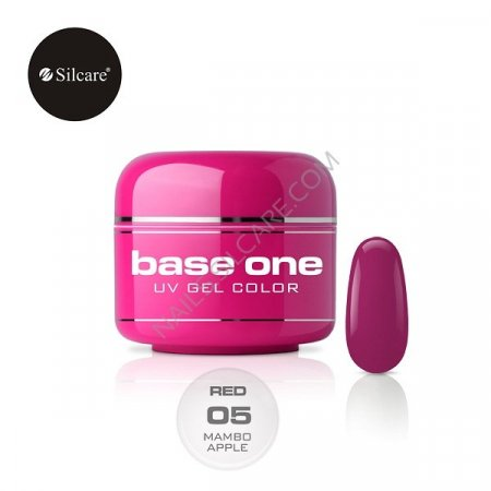 Base One Red Gels - 05 - Base One Red Mambo Apple