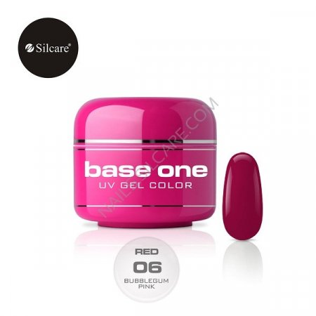 Base One Red Gels - 06 - Base One Red Bubblegum Pink