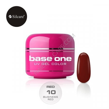 Base One Red Gels - 10 - Base One Red Business Red