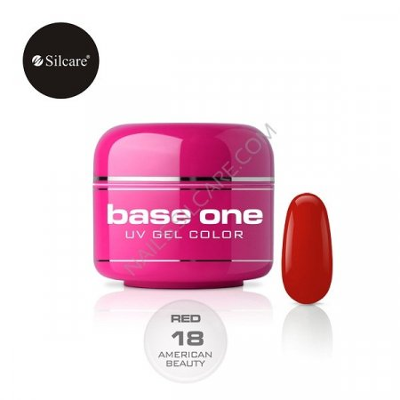 Base One Red Gels - 18 - Base One Red American Beauty