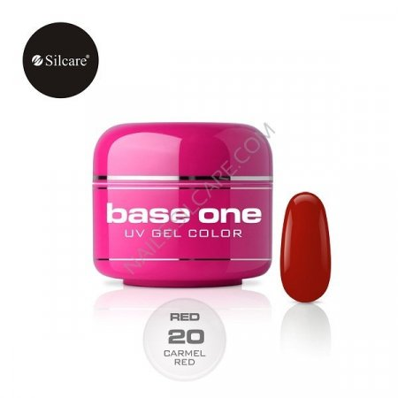 Base One Red Gels - 20 - Base One Red Carmel Red