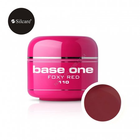 Base One Color Autumn - 110 - Base One Color Foxy Red