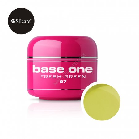 Base One Color Autumn - 97 - Base One Color Fresh Green