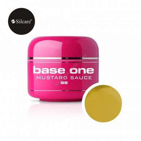 Base One Color Autumn - 99 - Base One Color Mustard Sauce