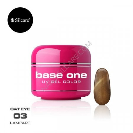 Base One Cat Eye - 03 - Base One Cat Eye Lampart