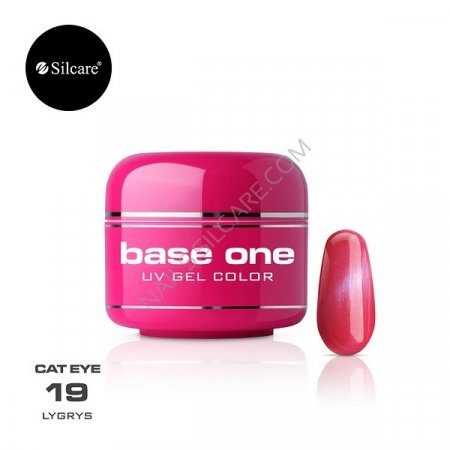 Base One Cat Eye - 19 - Base One Cat Eye Lygrys