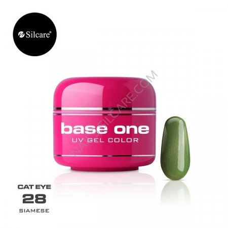 Base One Cat Eye - 28 - Base One Cat Eye Siamese
