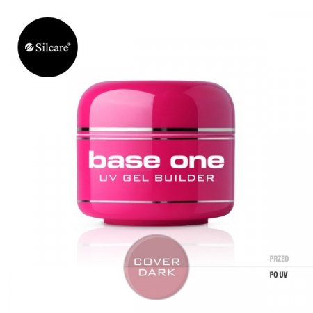 Base One Cover Dark - 15g