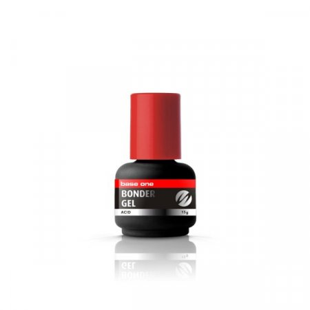 Base One Bonder Gel - Acidic (15ml)