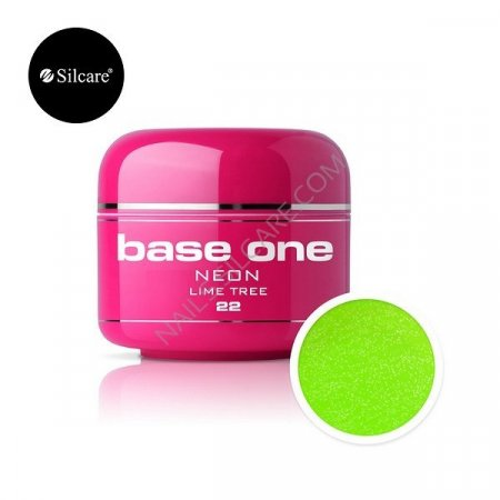 Base One Neon - 22 - Base One Neon Gel Lime Tree