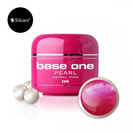 Base One Pearl - 04 - Base One Pearl Astral Pink