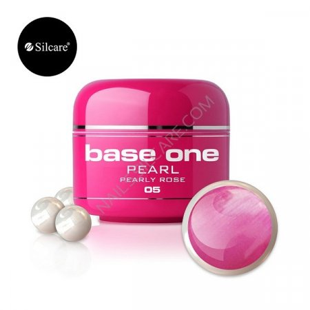 Base One Pearl - 05 - Base One Pearl Pearly Rose