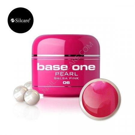 Base One Pearl - 06 - Base One Pearl Salsa Pink