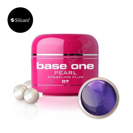 Base One Pearl - 07 - Base One Pearl Sparkling Plum