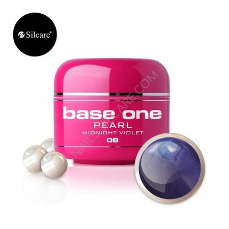 Base One Pearl - 08 - Base One Pearl Midnight Violet