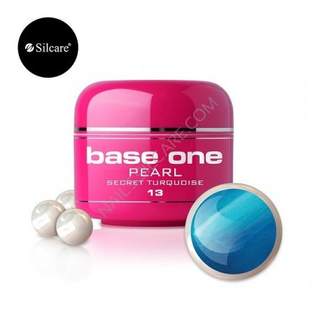 Base One Pearl - 13 - Base One Pearl Secret Turquoise