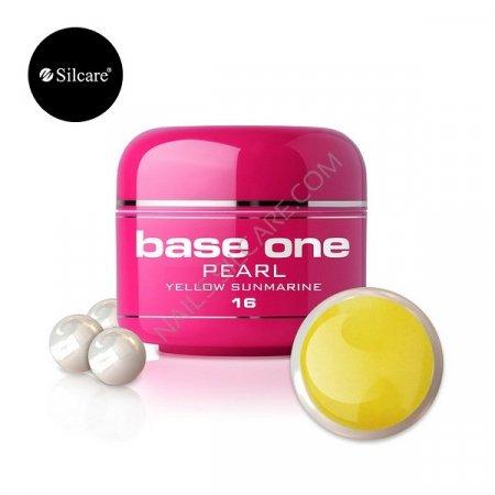 Base One Pearl - 16 - Base One Pearl Yellow Sunmarine