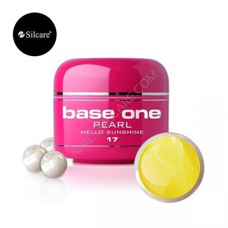 Base One Pearl - 17 - Base One Pearl Hello Sunshine