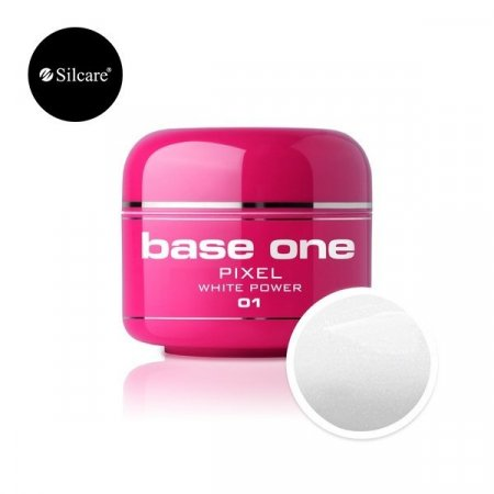 Base One Pixel - 01 - Base One Pixel White Power