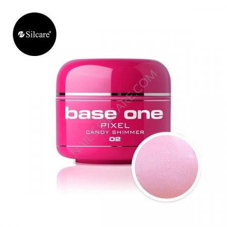 Base One Pixel - 02 - Base One Pixel Candy Shimmer