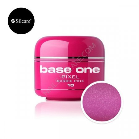 Base One Pixel - 10 - Base One Pixel Barbie Pink