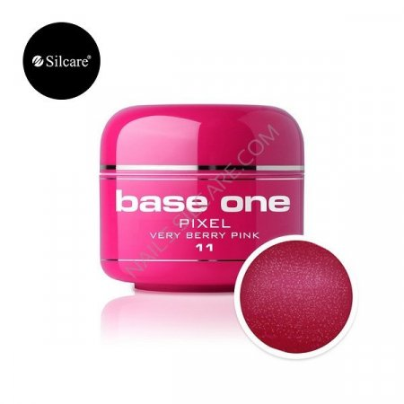Base One Pixel - 11 - Base One Pixel Very Berry Pink