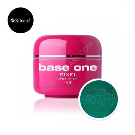 Base One Pixel - 17 - Base One Pixel Wet Mint