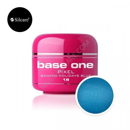 Base One Pixel - 18 - Base One Pixel Bahama Holidays Blue