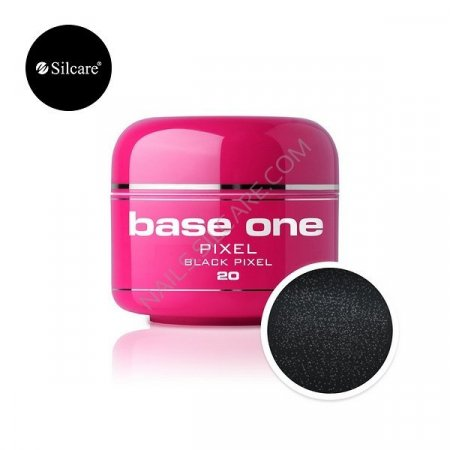 Base One Pixel - 20 - Base One Pixel Black