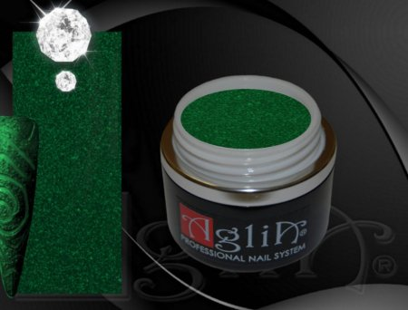 SAND - LED/UV gel - 5 ml - Black Sand