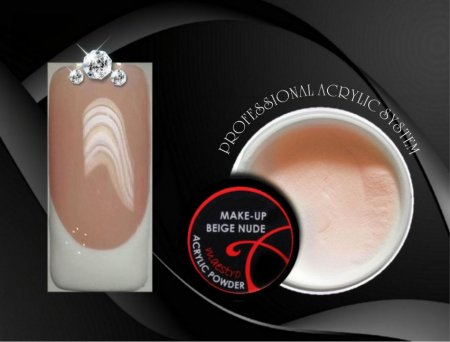 MAKE-UP BEIGE NUDE Acrylic Powder Maestro - 15g