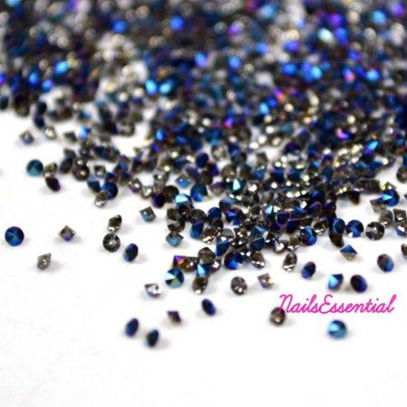 Crystal Pixie Metal - Blu