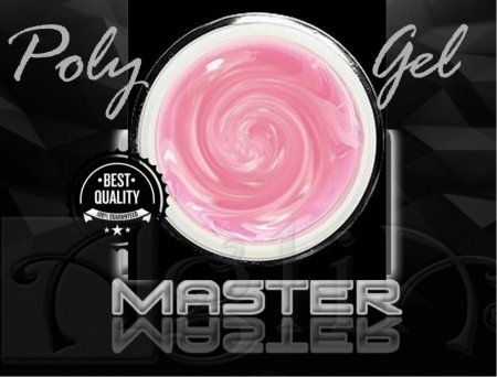 Poly Master Gel - Clear