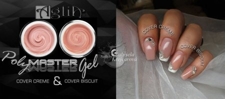 Poly Master Gel - Cover Creamy