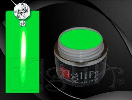 NEON - Quick Led/UV gel - 5 ml - Green Rebel
