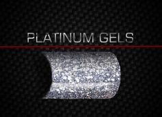 PLATINUM - Quick UV/Led gel - 5 ml - Aloe Platinum