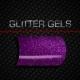 GLITTER Gel - Led/UV gel - 5 ml