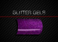 GLITTER Gel - Led/UV gel - 5 ml
