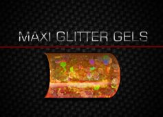 Maxi-Glitter - gel LED / UV - 5 ml