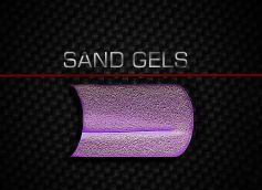 SAND - LED/UV gel - 5 ml