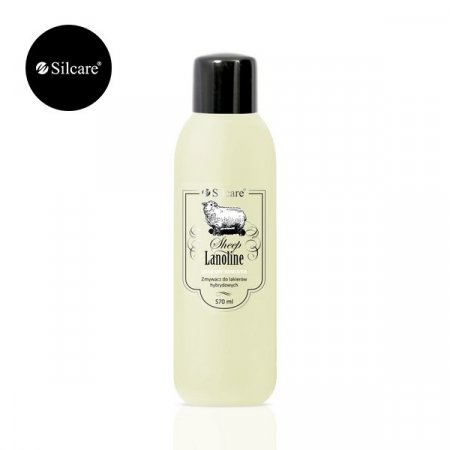 Soak Off Remover with lanolin