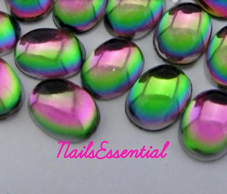Ovali 3D Arcobaleno