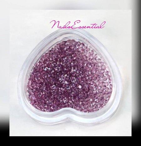 Crystal Pixie Light Purple